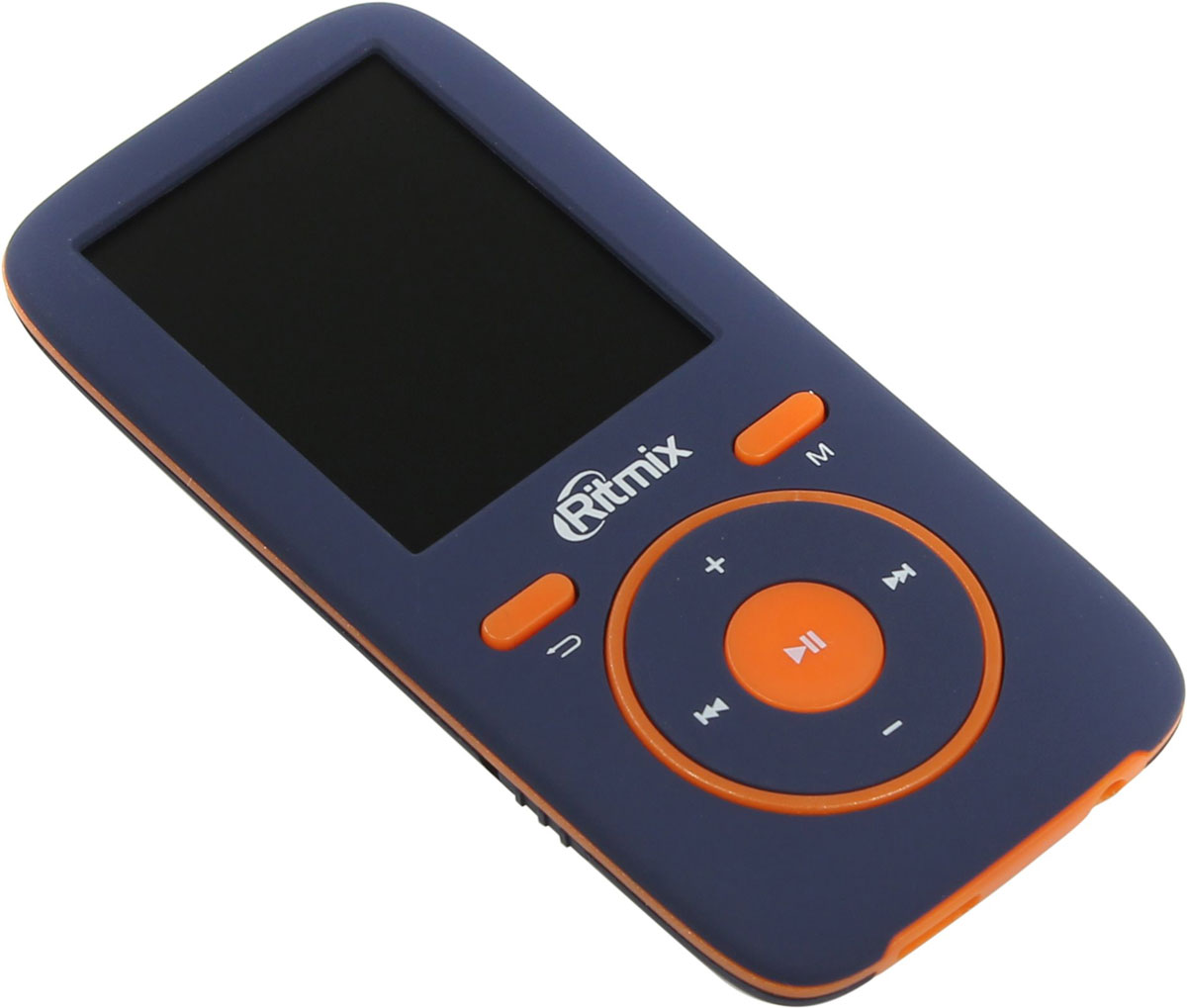Ritmix RF-4450 4GB, Blue Orange MP3-плеер ritmix rf 1010 blue