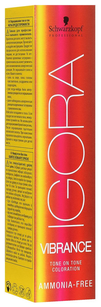 Igora Vibrance Краска для волос 8-4 светлый русый бежевый 60 мл