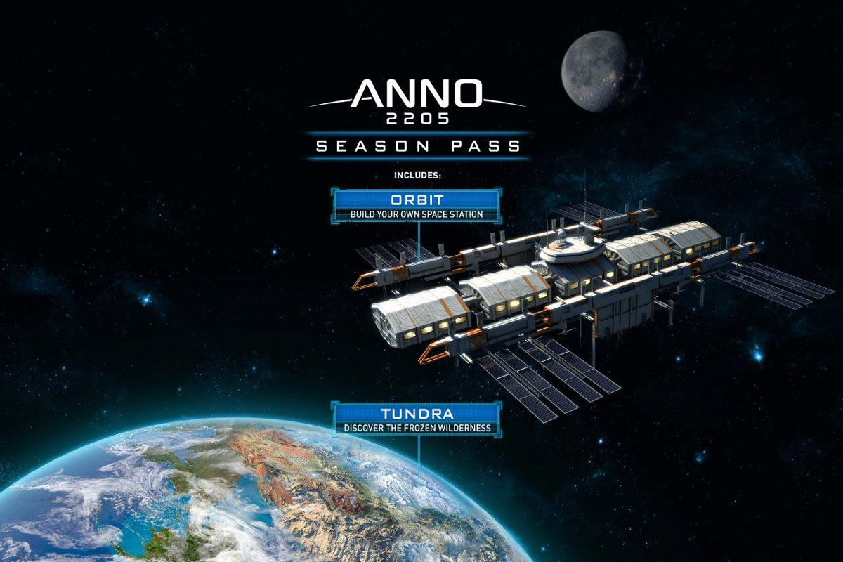 Anno 2205. Season Pass, Blue Byte Software