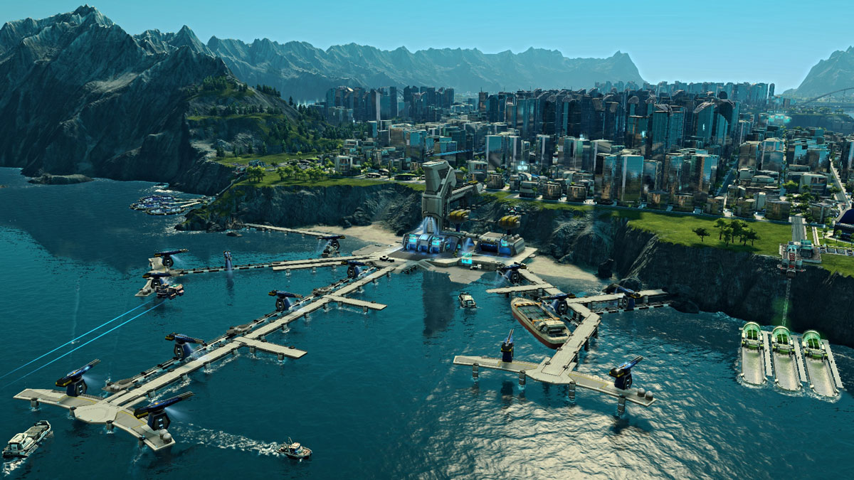 Anno 2205.  Season Pass Blue Byte Software