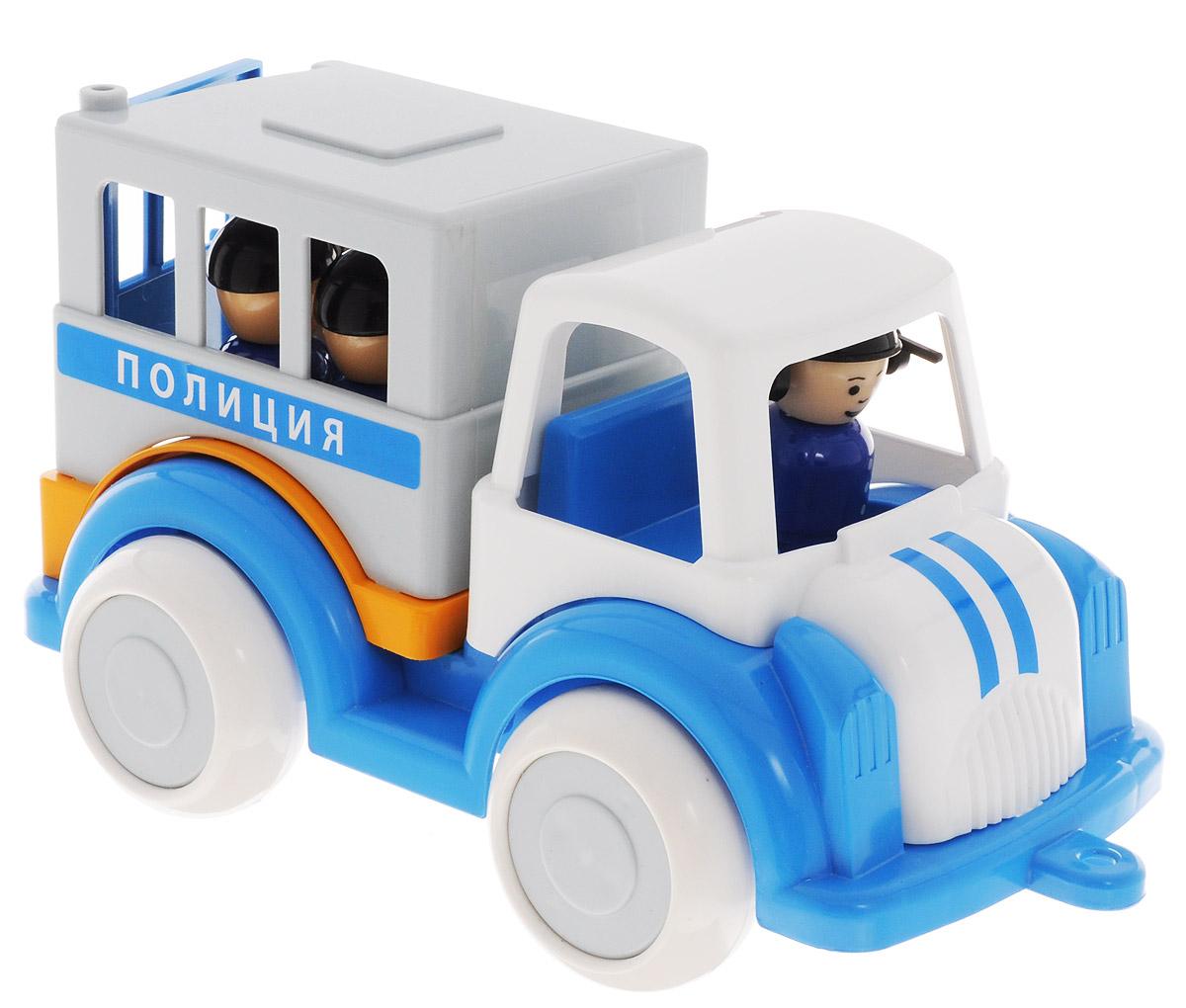 Форма Машинка Полиция машинки toystate машинка toystate
