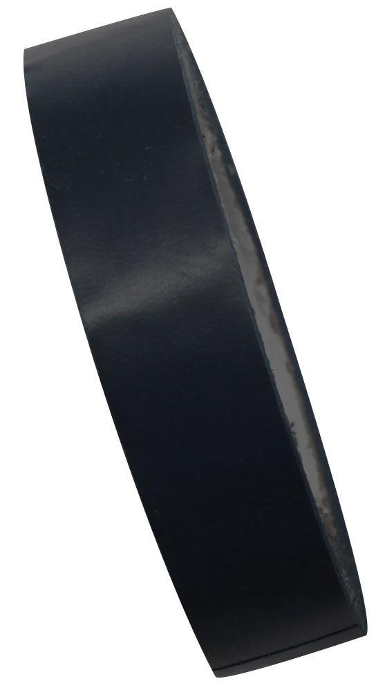 Лента электроизоляционная Proffi ПВХ, цвет: черный, 15 ммPH5321blackИзолента ПВХ изготавливается в соответствии ГОСТ 16214-86. Область применения: для изоляционных работ. Характеристики: Прочность при растяжении: не менее 14,7 (150) Мпа (кгс/см2). Относительное удлинение при разрыве: не менее 190%. Температура хрупкости: не выше -30°С. Удельное объемное электрическое сопротивление при 200, Ом-см, не менее.Липкость ленты, с, не менее для ленты толщ. 0,20мм/0,30мм и выше 45/50. Состав: поливинилхлоридная лента, каучуковый клеевой слой.