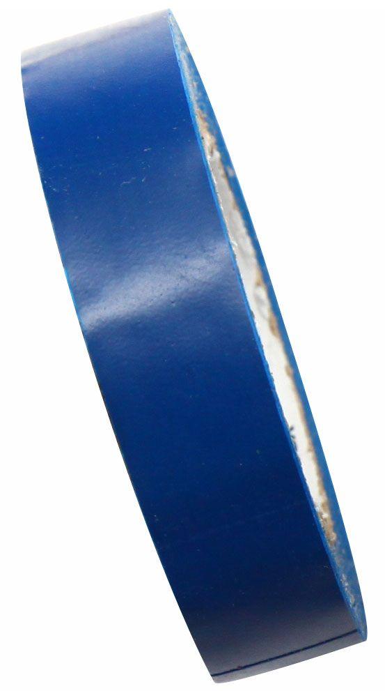 Лента электроизоляционная Proffi ПВХ, цвет: синий, 15 ммPH5321blueИзолента ПВХ изготавливается в соответствии ГОСТ 16214-86. Областьприменения: для изоляционных работ.Характеристики:Прочность при растяжении: не менее 14,7 (150) Мпа (кгс/см2).Относительное удлинение при разрыве: не менее 190%.Температура хрупкости: не выше -30°С.Удельное объемное электрическое сопротивление при 200, Ом-см, не менее. Липкость ленты, с, не менее для ленты толщ. 0,20мм/0,30мм и выше 45/50.Состав: поливинилхлоридная лента, каучуковый клеевой слой.