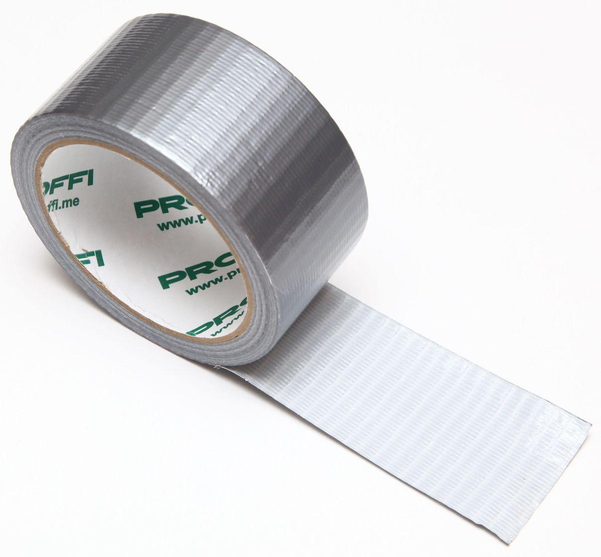 Лента алюминиевая Proffi, самоклеящаяся, 48 мм х 40 мPH7213Лента алюминиевая самоклеящаяся 20 микрон 48 мм х 40мАдгезия к стали - 8 Н/см, Липкость - 9 Н/см, Температура применения - +5 …+55 (±5) °С, Температура эксплуатации - -40…+ 70 (±5) °С