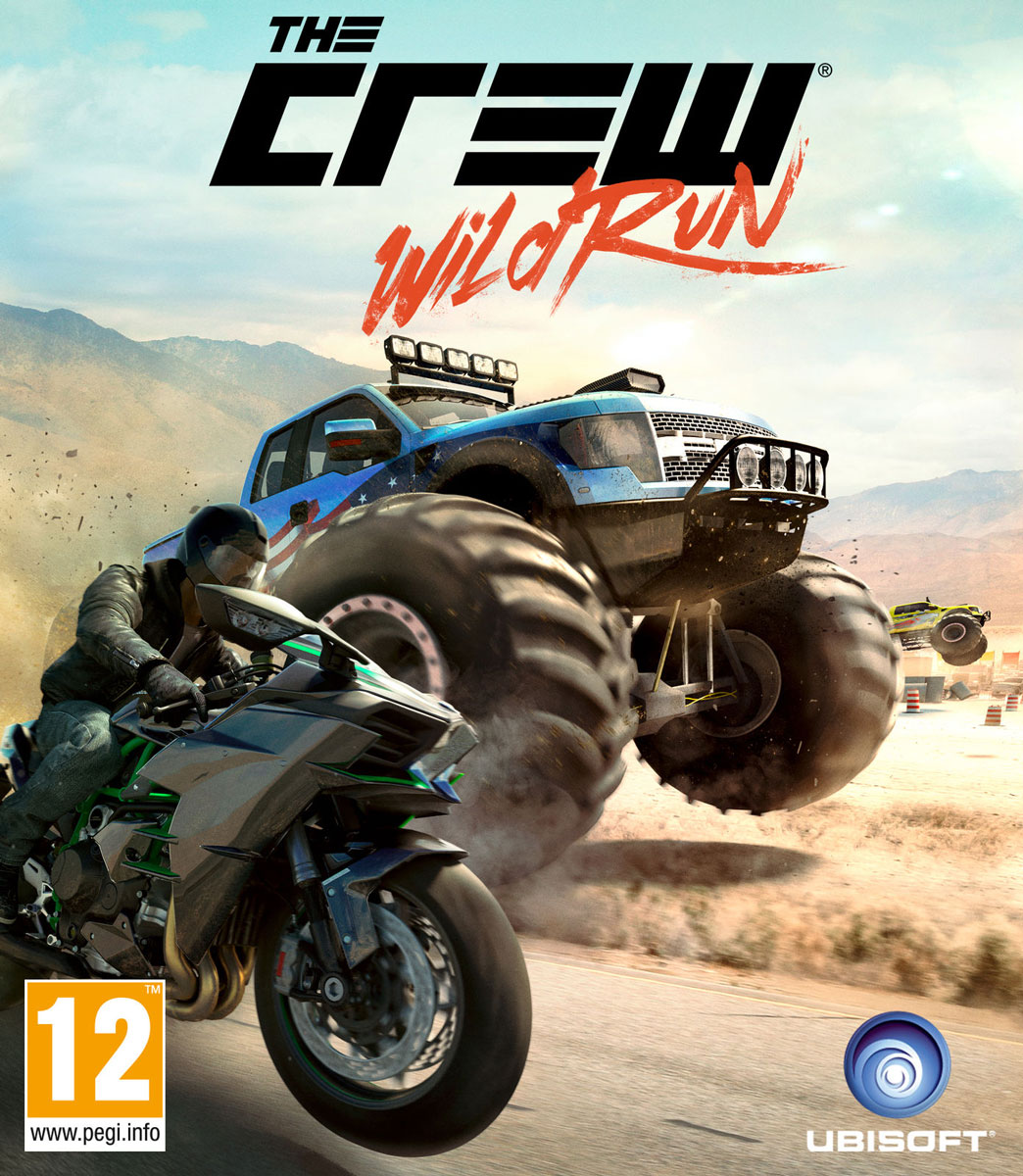 The Crew.  Wild Run Expansion Ivory Tower,Ubisoft Reflections