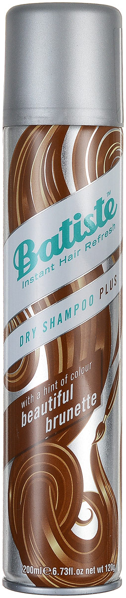 Batiste MEDIUM Beautiful Brunette Сухой шампунь 200 мл1106031432