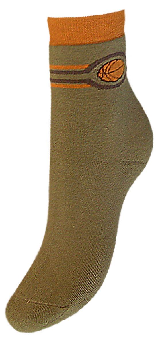 Носки детские Гранд, цвет: хаки, 2 пары. TCL7M. Размер 18/20TCL7MДетские зимние носки выполнены из высококачественного хлопка. Махра отлично сохраняет тепло. Носки стекстурным рисунком плюшевый мишка хорошо держат форму и обладают повышенной воздухопроницаемостью, имеют безупречный внешний вид, после стирки не меняют цвет,усилены пятка и мысок. За счет добавленной лайкры в пряжу, повышена эластичность и срок службы изделия.Носки долгое время сохраняют форму и цвет, а так же обладают антибактериальными и терморегулирующими свойствами.