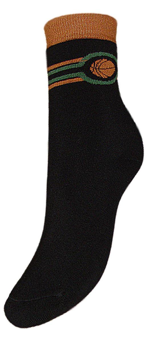 Носки детские Гранд, цвет: черный, 2 пары. TCL7M. Размер 18/20TCL7MДетские зимние носки выполнены из высококачественного хлопка. Махра отлично сохраняет тепло. Носки стекстурным рисунком плюшевый мишка хорошо держат форму и обладают повышенной воздухопроницаемостью, имеют безупречный внешний вид, после стирки не меняют цвет,усилены пятка и мысок. За счет добавленной лайкры в пряжу, повышена эластичность и срок службы изделия.Носки долгое время сохраняют форму и цвет, а так же обладают антибактериальными и терморегулирующими свойствами.
