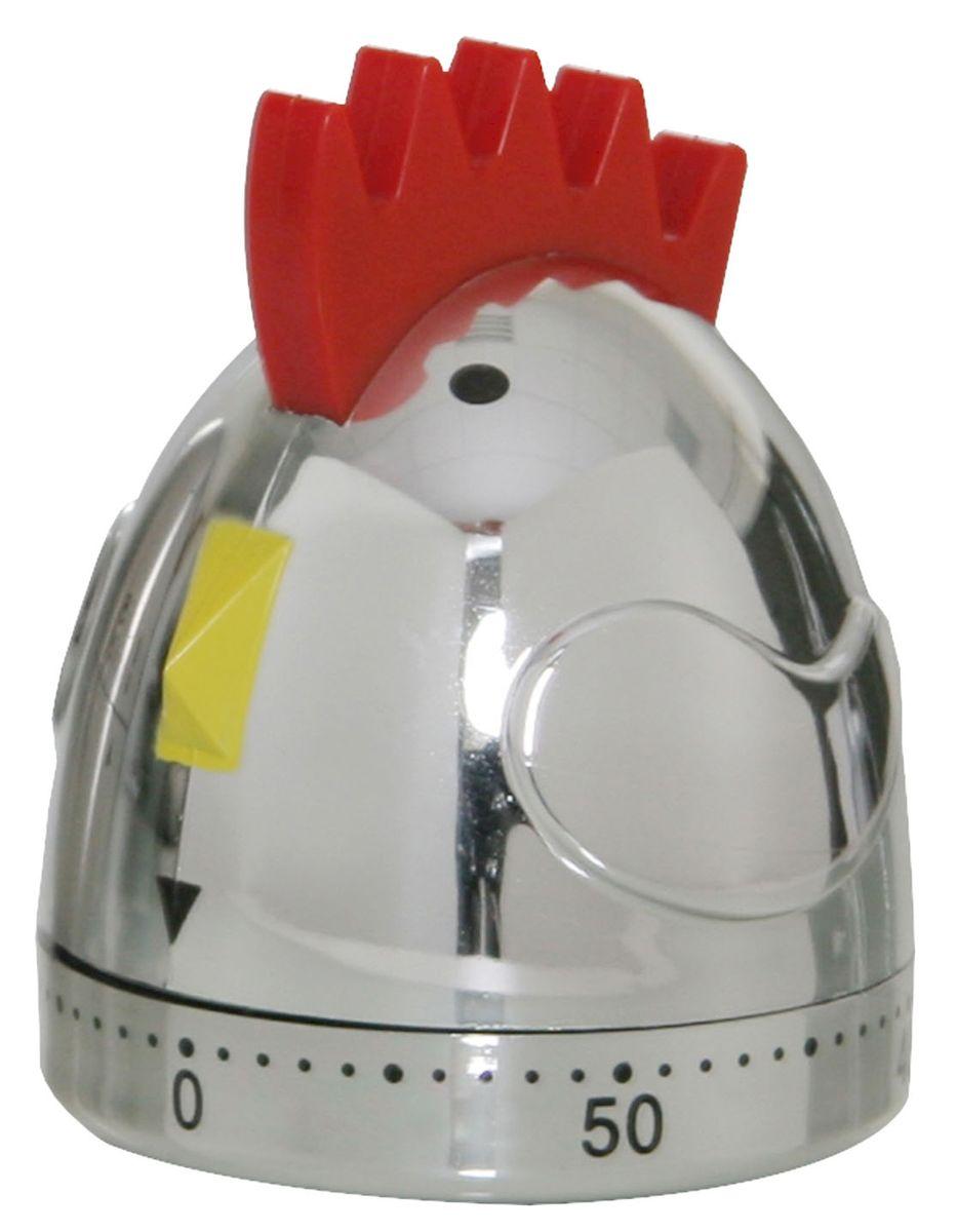 Таймер Axentia Петушок, 60 мин. 224753224753Таймер Axentia Петушок изготовлен из хромированной стали, отчет времени до 60 минут. Удобный и полезный аксессуар для вашей кухни.