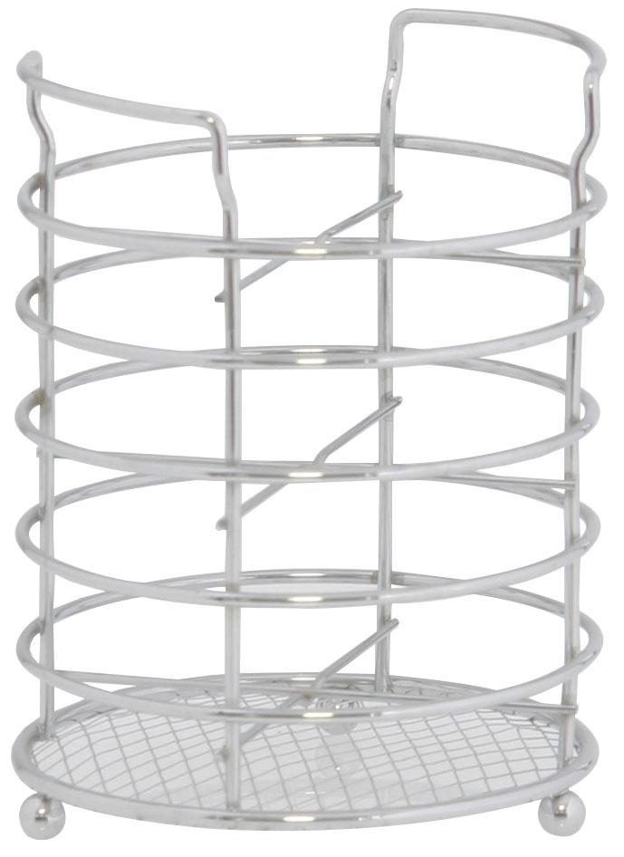 Подставка Top Star для столовых приборов, 11 х 11 х 14 см подставка для столовых приборов cosmoplast цвет красный диаметр 14 см