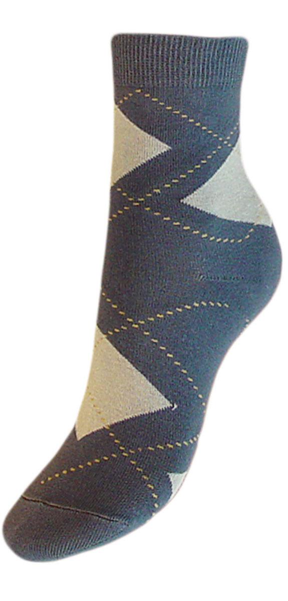 Носки детские Гранд, цвет: серый, 2 пары. YCL50. Размер 14/16YCL50Детские носки выполнены из высококачественного хлопка. Носки оформлены рисунком ромбы по всему носку, имеют классический паголенок и безупречный внешний вид,хорошо держат форму и обладают повышенной воздухопроницаемостью, после стирки не меняют цвет, усилены пятка и мысок. За счет добавления лайкры в пряжу, повышена эластичность и срок службы изделия. Носки долгое время сохраняют форму и цвет, а так же обладают антибактериальными и терморегулирующими свойствами.