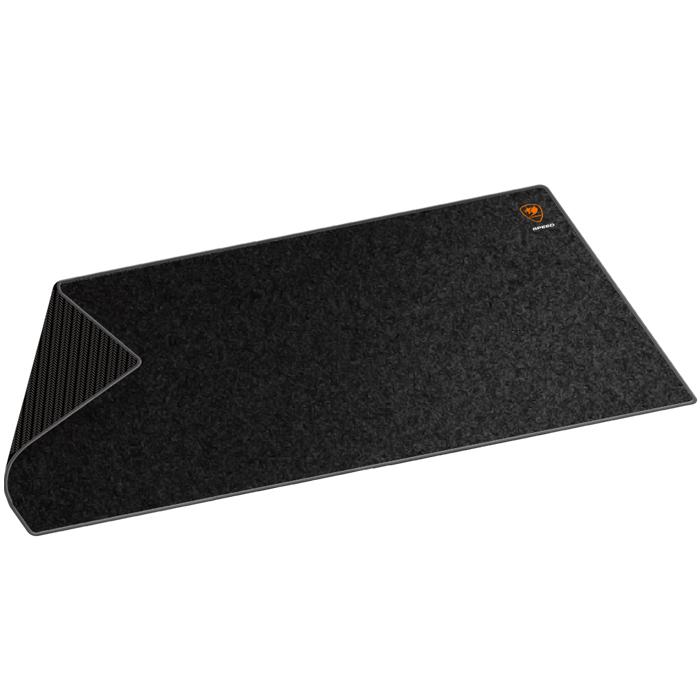 Cougar Speed 2XL, Black коврик для мышиCUSPXLГладкая поверхность Cougar Speed 2XL обеспечивает максимальное скольжение. Высокоточное позиционирование гарантирует точную работу сенсора, позволяя обойтись без лишних рывков. Водонепроницаемая текстурная 3D поверхность обеспечивает максимально точное сцепление с мышью. Идеальная толщина в 5 мм служит для наилучшего комфорта кисти руки. Износостойкий край с прострочкой обеспечивает более долгий срок службы.