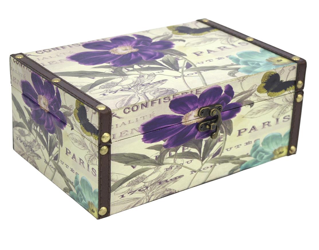 Шкатулка для рукоделия Весна в Париже, 24х16х10 см. TL4774L771514901