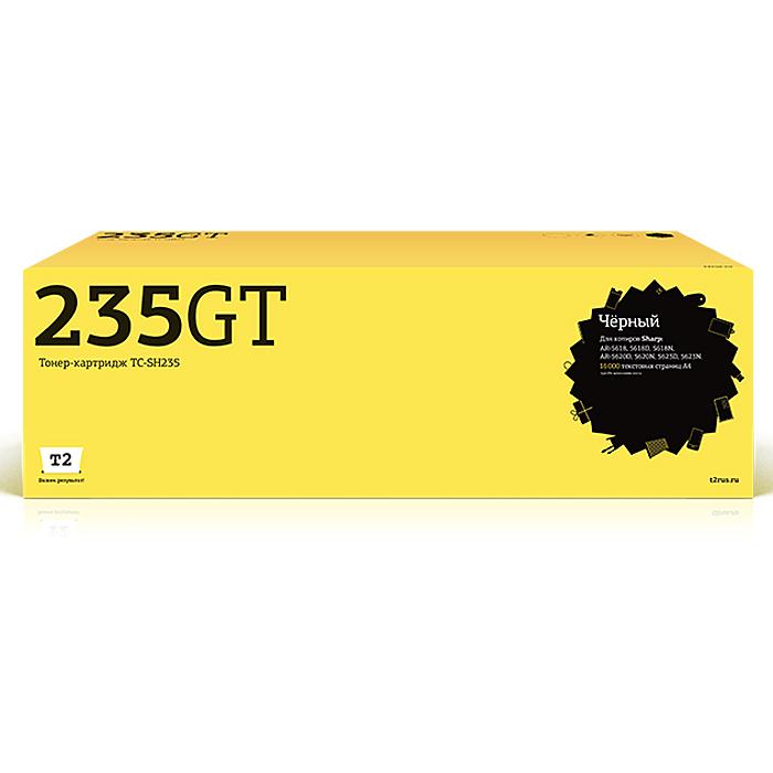 T2 TC-SH235GT (аналог MX-235GT), Black тонер-картридж для Sharp AR5618/5620/5623 тонер картридж mx 235gt