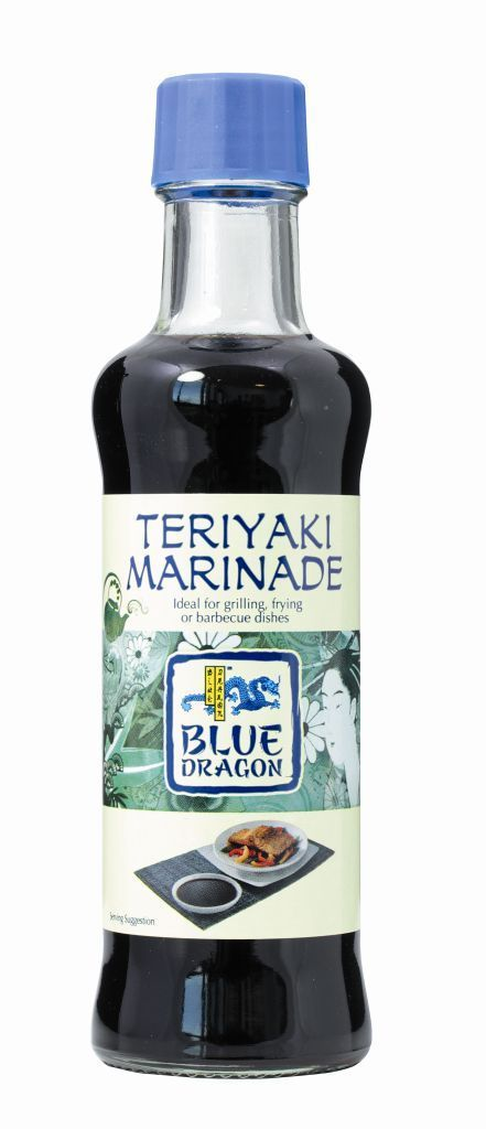 Blue Dragon Терияки маринад, 150 мл соус терияки с кунжутом