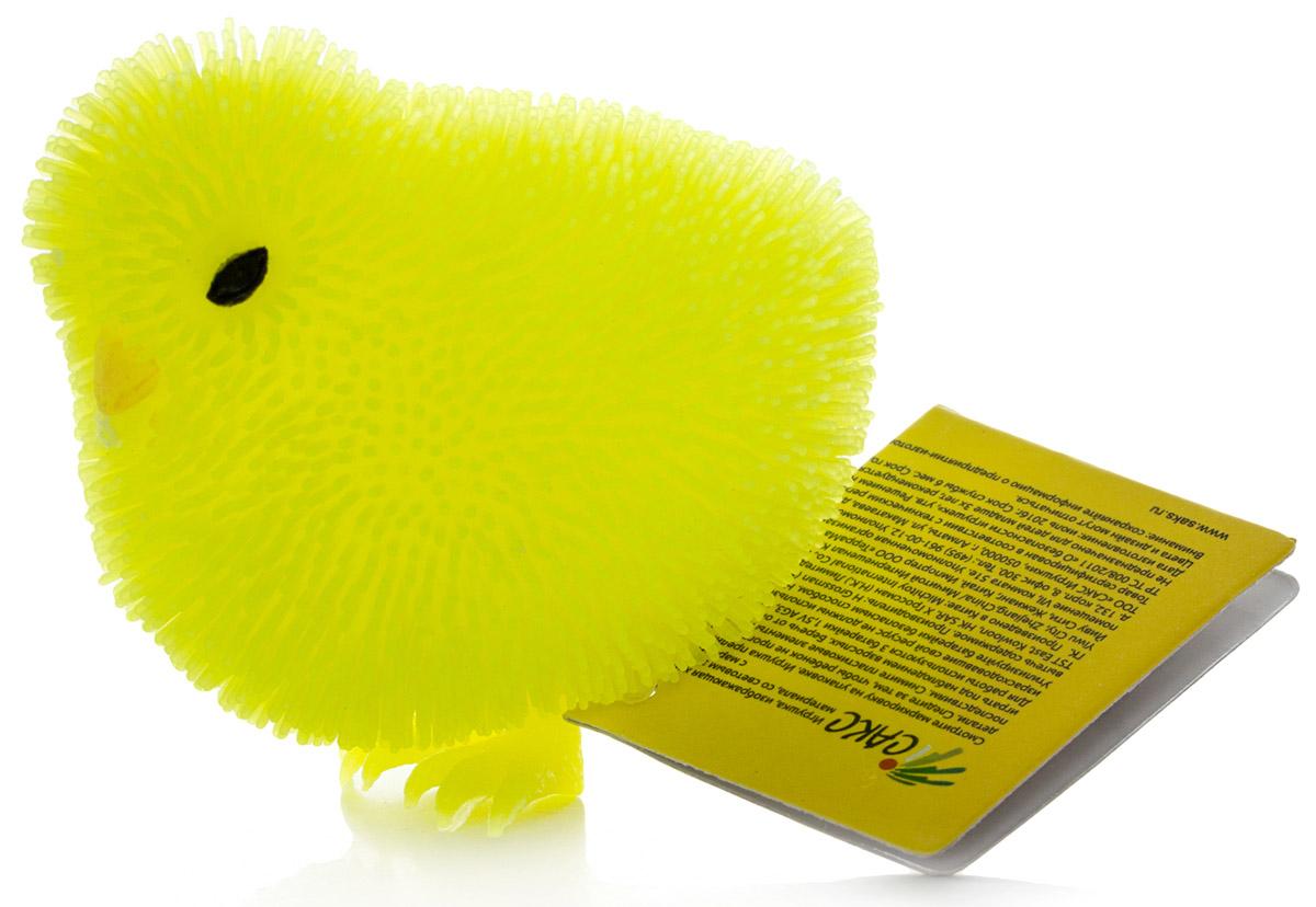 HGL Фигурка Цыпленок с подсветкой цвет желтый