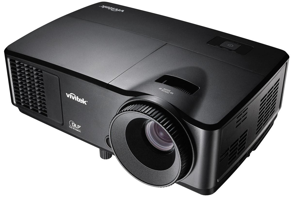 Vivitek DS234 мультимедийный проектор vivitek dx977wt white мультимедийный проектор