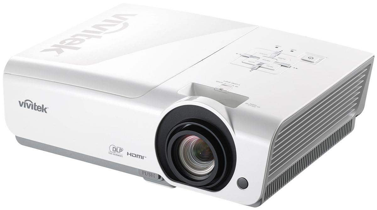 Vivitek DX977WT, White мультимедийный проектор vivitek qumi q3plus офис проектор телефон внутренней батареи 500 лм миниатюрный портативный проектор
