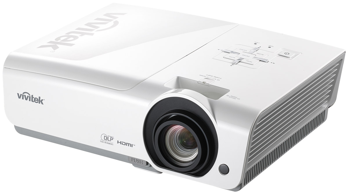 Vivitek DX977WT, White мультимедийный проектор проекторы vivitek qumi q7 lite white
