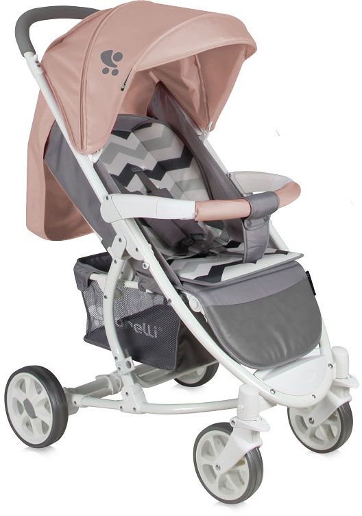 Lorelli Коляска прогулочная S-300 цвет бежевый melogo детская коляска
