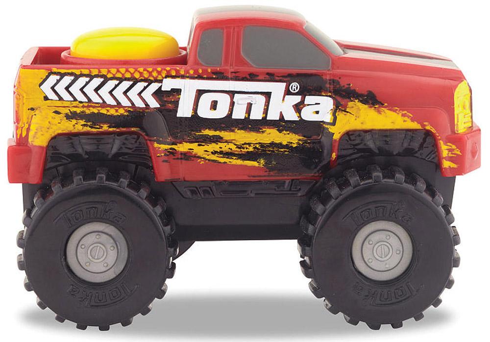 Tonka Пикап внедорожник машинки tonka машинка мусоровоз tonka minis свет звук