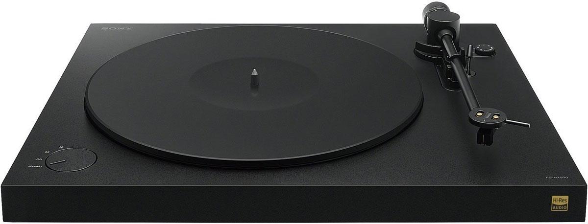 Sony PS-HX500, Black виниловый проигрыватель проигрыватель пластинок ссср куплю
