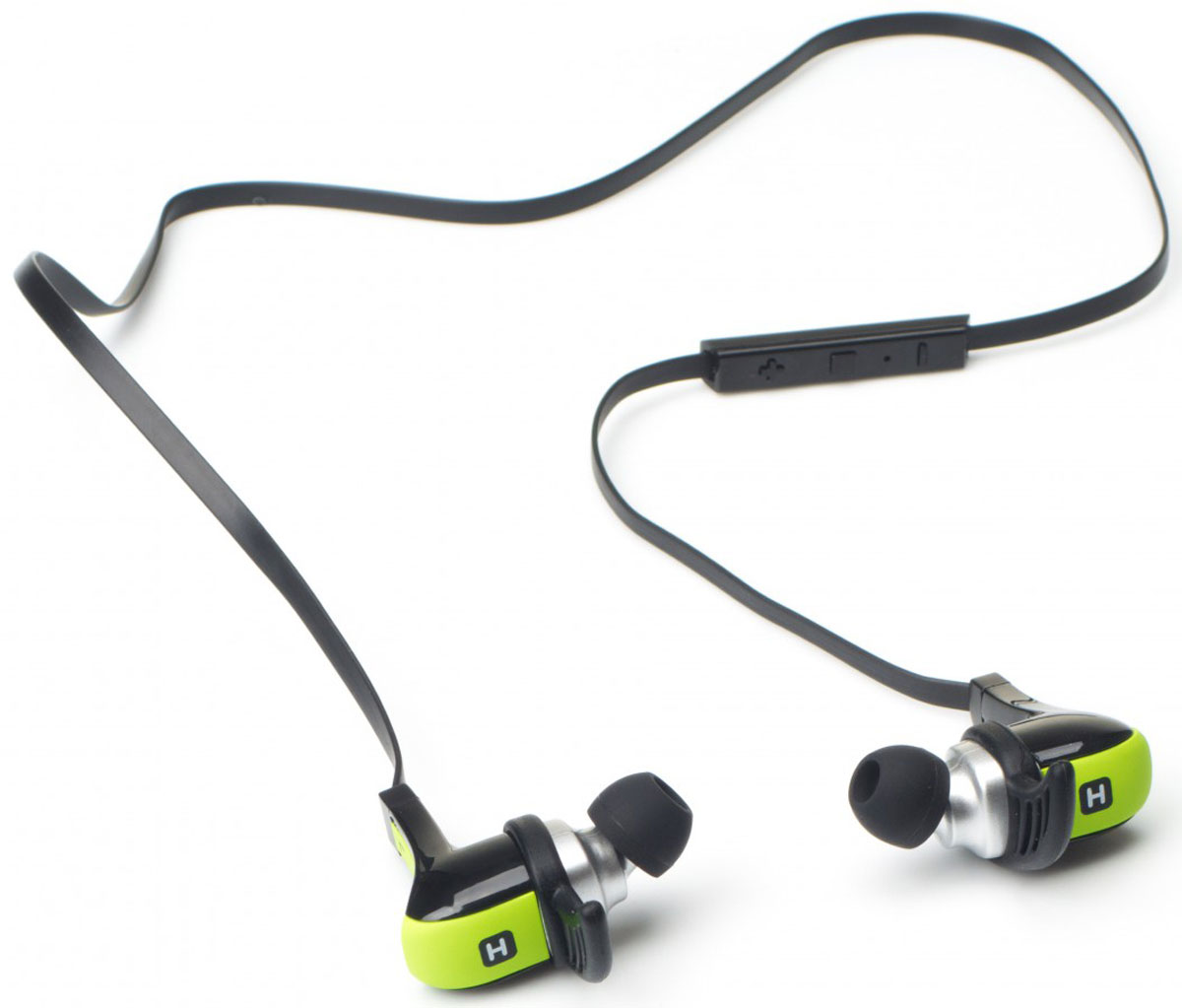 Harper HB-308, Green наушникиH00001068Harper HB-308 - это Bluetooth наушники-вкладыши с поддержкой регулировки громкости и комфортными амбушюрами. Компактный корпус обеспечивает комфортное использование устройства в течение всего дня, а также призанятиях спортом или пробежке. Модель поддерживает Bluetooth 4.1 и подарит вам первоклассное качество звука!