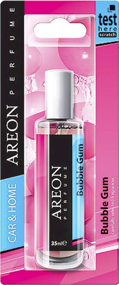 Ароматизатор автомобильный Areon Bubble Gum, спрей, 35 мл ароматизатор подвесной fouette aroma box bubble gum