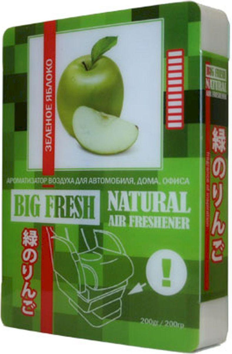 Ароматизатор автомобильный FKVJP Big Fresh. Зеленое яблоко, под сидение, 200 гBF-56