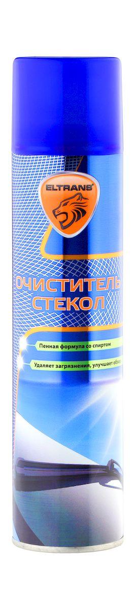 Очиститель стекол Eltrans, пенный, 400 млEL-0403.02Очиститель стекол Eltrans предназначен для очистки стекол, зеркал и фар от дорожных загрязнений, следов насекомых. С внутренней стороны стекол эффективно удаляет никотиновые отложения, подходит для очистки тонированных стекол. Концентрированная пенная формула со спиртом действует мгновенно, придавая стеклам блеск и максимальную прозрачность, не оставляя разводов. Улучшает обзорность и повышает безопасность движения. Состав безопасен для всех типов лакокрасочного покрытия, резины и пластика. Может использоваться для бытового применения - очистки стекол, зеркал, фаянса, керамики. Обладает приятным ароматом. Товар сертифицирован.
