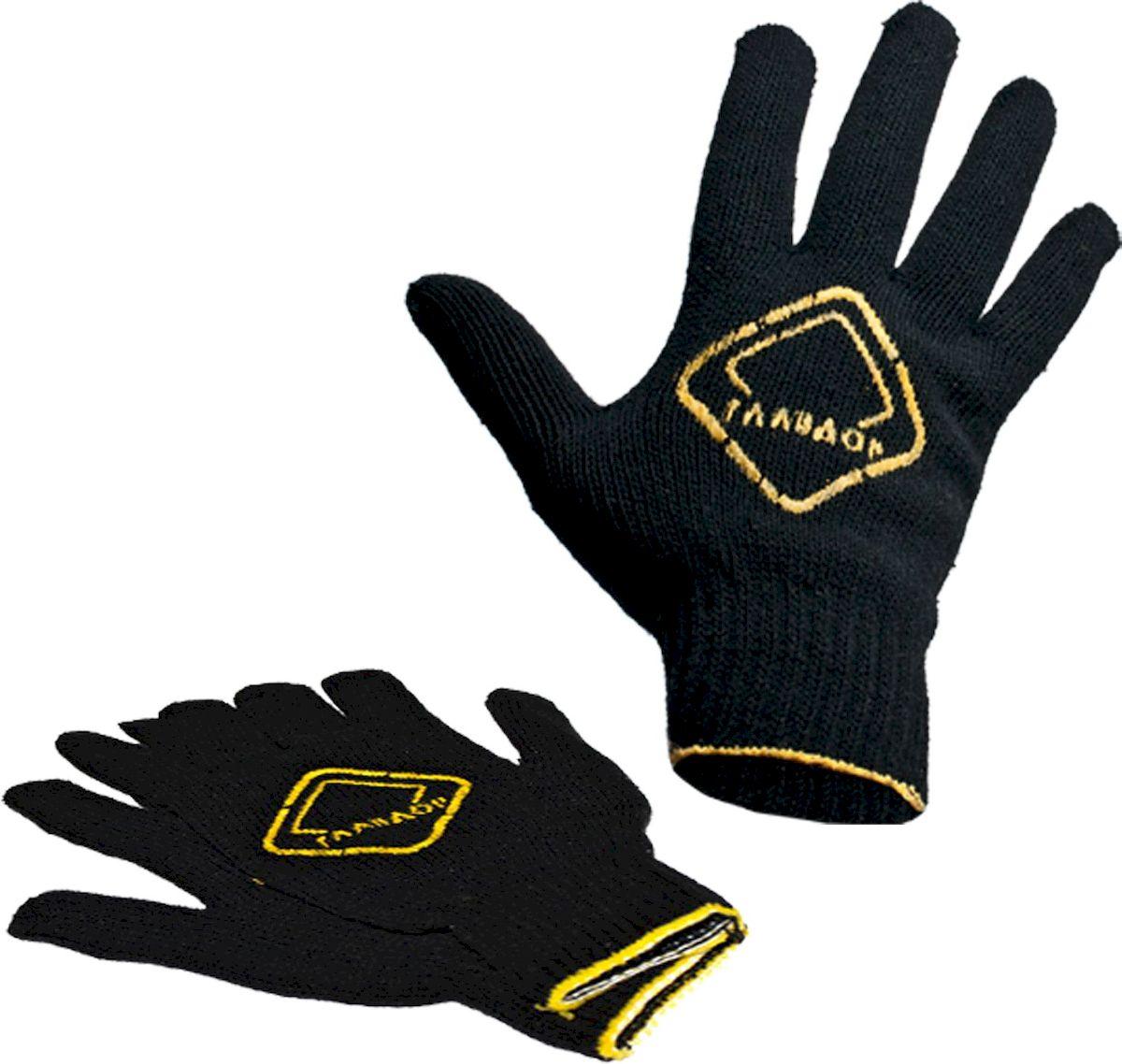 Перчатки защитные Главдор, цвет: черный. GL-47