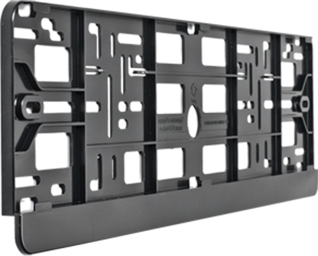 Рамка номерного знака ГлавдорGL-68Рамка изготовлена из высокопрочного пластика. Универсальное крепление.Монтаж на поверхность сложной формы.Сохраняет свойства при низких температурах.Минимально допустимая температура эксплуатации: -50°C, +50°C.