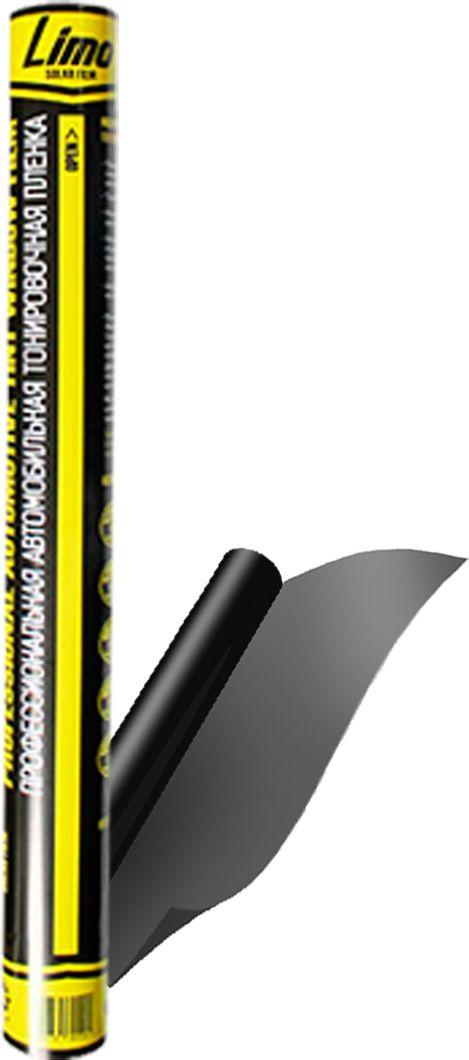 Пленка тонировочная Limo, 10%, 0,75м х 3м пленка тонировочная president 10% 0 5 м х 3 м