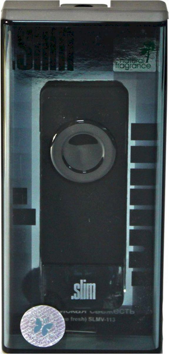 Ароматизатор автомобильный FKVJP Slim. Альпийская свежесть, на дефлектор, 8 млSLMV 113