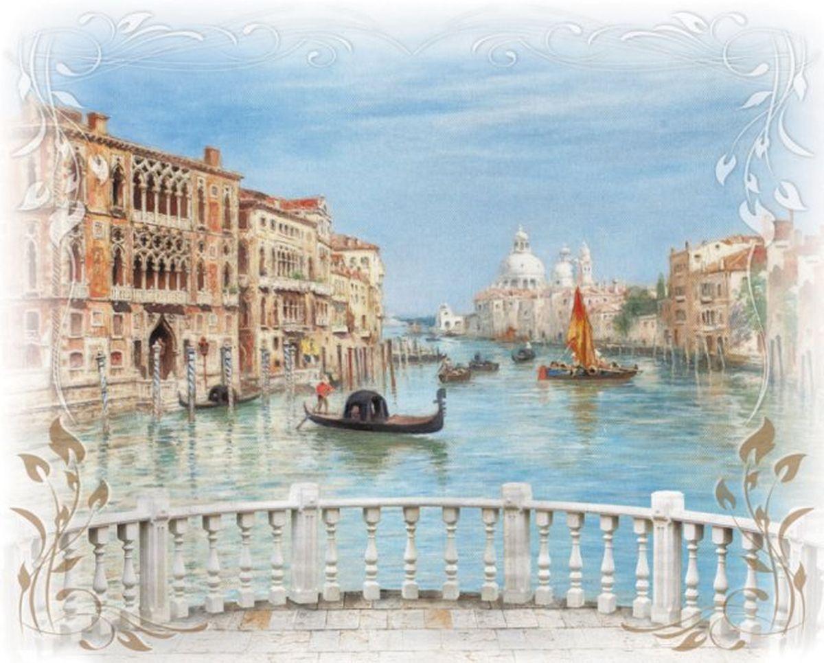 Панно декоративное Твоя Планета Венецианский мост, 315 х 254 см4607161054444