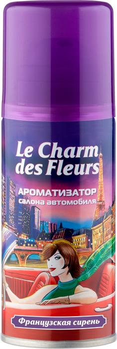 Ароматизатор автомобильный ASTROhim Французская сирень, аэрозоль, 140 млАс-1006Автомобильный ароматизатор Французская сирень замечательный выбор, если вы предпочитаете цветочные ароматы. Ароматизатор обладает свойствами абсорбции (поглощения) запахов поддержанного автомобиля, который формируется годами за счет естественных процессов старения машины и впитывания запахов выхлопных газов, технических жидкостей, табака, домашних питомцев и использованных ранее дезодорантов.Способ применения:Перед использованием энергично встряхните баллон в течение 1-2 мин. Распылите содержимое флакона в салоне автомобиля с расстояния 15-20 см под сидения или на коврики. Товар сертифицирован.