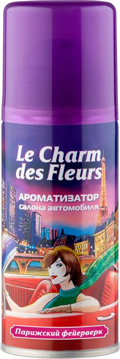 Ароматизатор автомобильный ASTROhim Парижский фейерверк, аэрозоль, 140 млАс-1017Автомобильный ароматизатор Парижский фейерверк предназначен для истинных ценителей необычных фантазийных ароматов.Ароматизатор обладает свойствами абсорбции (поглощения) запахов поддержанного автомобиля, который формируется годами за счет естественных процессов старения машины и впитывания запахов выхлопных газов, технических жидкостей, табака, домашних питомцев и использованных ранее дезодорантов.Способ применения:Перед использованием энергично встряхните баллон в течение 1-2 мин. Распылите содержимое флакона в салоне автомобиля с расстояния 15-20 см под сидения или на коврики. Товар сертифицирован.