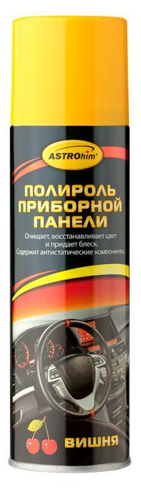 Полироль приборной панели ASTROhim Вишня, 335 мл телевизоры и плазменные панели