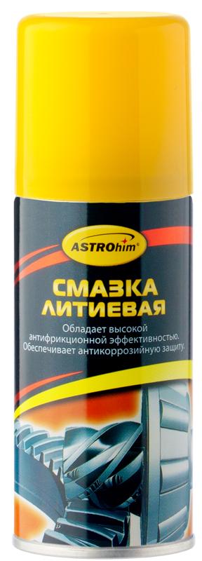 Смазка литиевая ASTROhim, 140 мл высокотемпературная смазка для подшипников купить