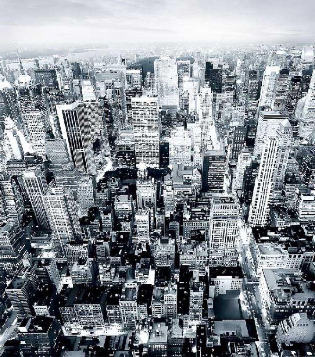 Панно декоративное Твоя Планета Мегаполис, 210 х 238 см панно декоративное твоя планета кино 210 х 147 см