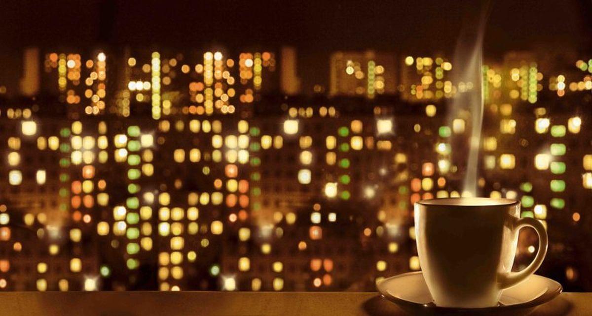 Панно декоративное Твоя Планета Вечерний кофе, 196 х 105 см панно декоративное твоя планета кино 210 х 147 см
