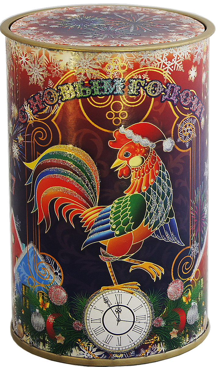 Избранное из моря чая Символ года Год Петуха чай черный листовой, 50 г4627106462660Чай Год Петуха с плантации Нараянпур. Нараянпур - флагманская плантация компании Лакшми Ти. Она расположена на севере провинции Ассам на холмах высотой около 300 метров. Этот район называют обителью бога Нараяна. Здесь выращивается лучший ассамский чай, который славится во всем мире своим ярким, насыщенным вкусом.