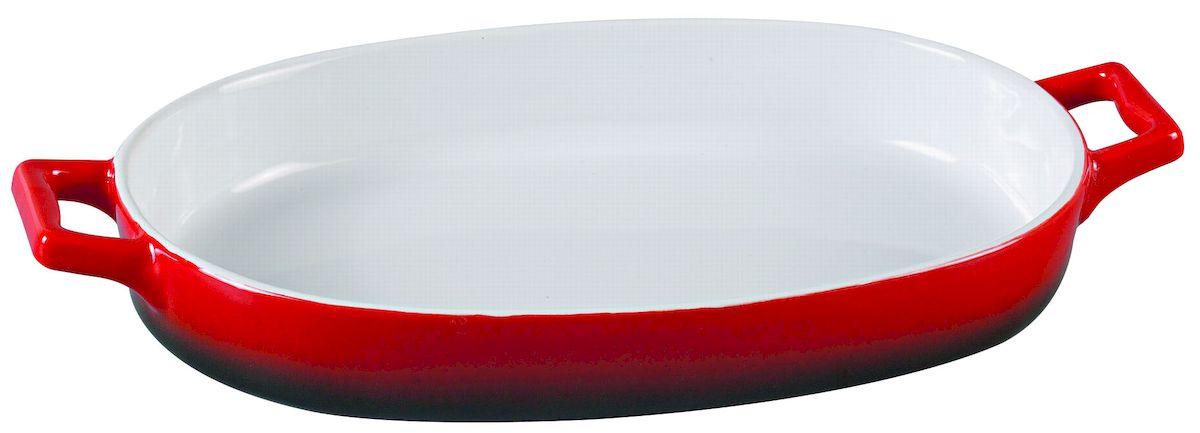 Форма для запекания Axentia, овальная, 30 х 17 см124173Овальная форма для запекания Axentia выполнена из керамики сфаянсовым покрытием, что обеспечивает оптимальное распределение тепла.Изделие оснащено удобными ручками.Пригодна для использования в микроволновых печах, морозильных камерах,духовках и для мытья в посудомоечной машине. Размер формы (по верхнему краю): 30 см х 17 см. Высота стенки: 4 см.