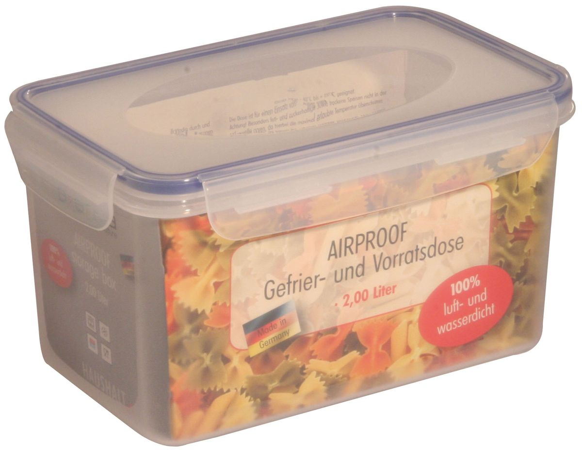 Контейнер Axentia, 2 л контейнер для свч менажница квадратный 2 2 л