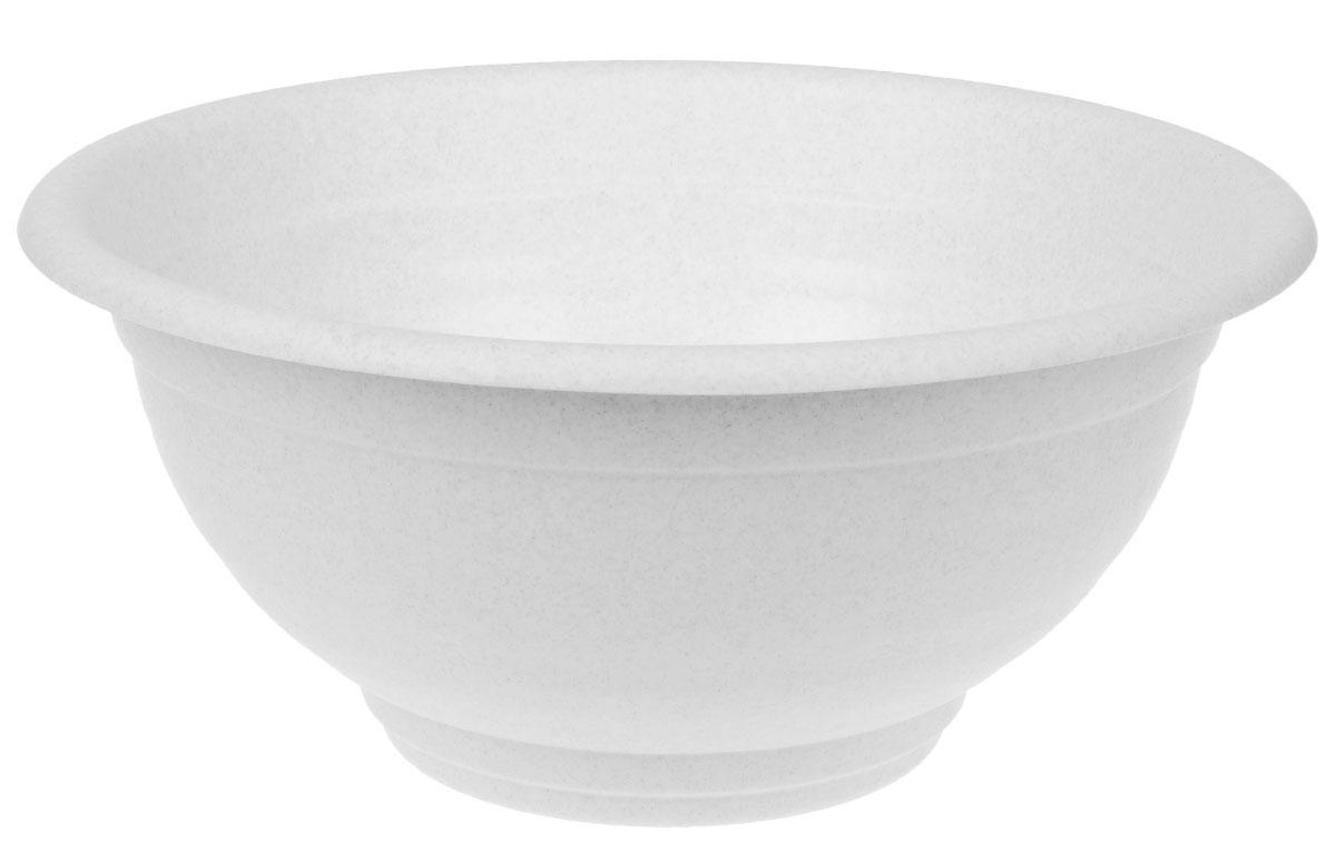 Кашпо Idea Ламела, цвет: мраморный, диаметр 40 смМ 8513Кашпо Idea Ламела изготовлено из высококачественного полипропилена. Изделие прекрасно подходит для выращивания растений и цветов в домашних условиях. Лаконичный дизайн впишется в интерьер любого помещения. Диаметр кашпо: 40 см.Высота: 18 см.