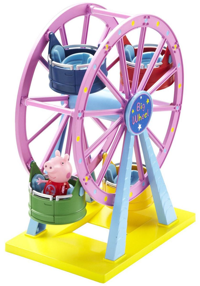 Peppa Pig Игровой набор Колесо обозрения peppa pig игровой набор дом пеппы с садом 31611
