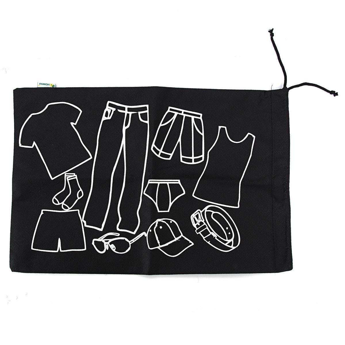 Органайзер для вещей Homsu Men in Black, цвет: черный, 45 х 30 смHOM-654Удобный органайзер Homsu Men in Black предназначен для хранения и перевозки вещей. Изготовлен из высококачественного материала, поможет полноценно сберечь вашу одежду, как в домашнем хранении, так и во время транспортировки. Размер:45 x 30 см.