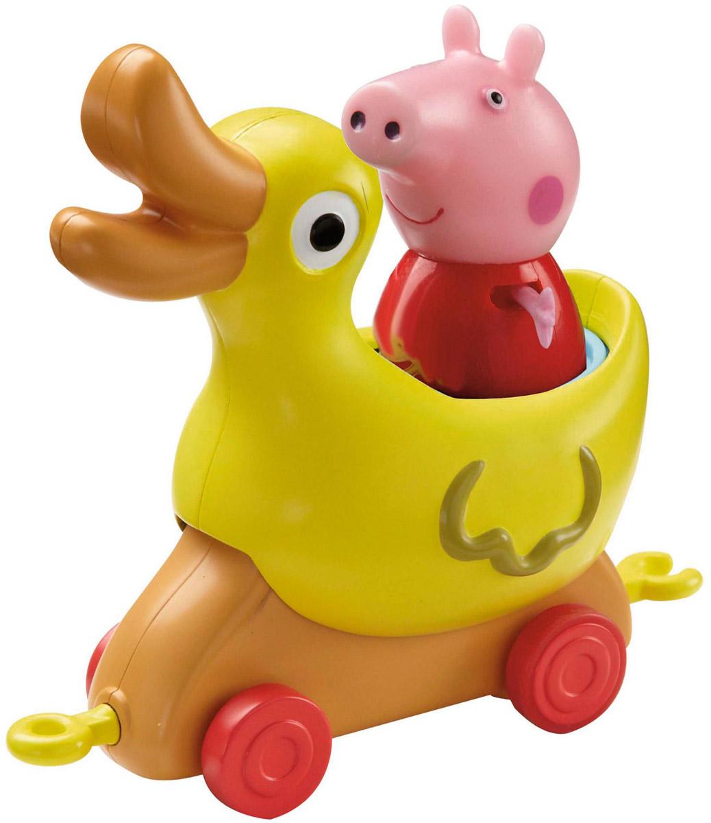 Peppa Pig Игровой набор Каталка Уточка игровой набор peppa pig игровой набор домик пеппы