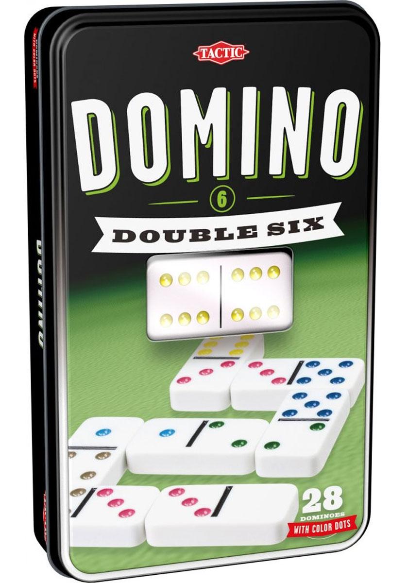 Tactic Домино Double Six 53913