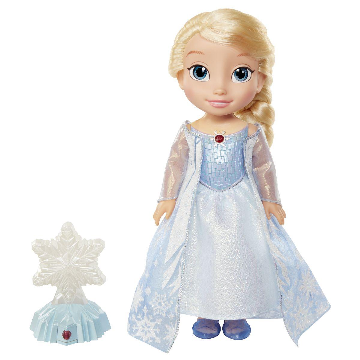 Disney Princess Кукла Эльза Северное сияние эльза в трансформирующемся наряде disney princess